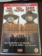 Frank & Jesse DVD with Rob Lowe and Bill Paxton