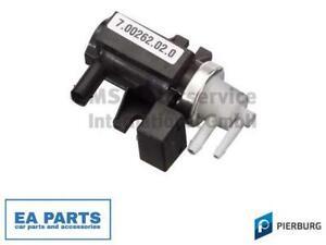 Pressure Converter, exhaust control for MERCEDES-BENZ PIERBURG 7.00262.02.0