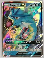 Gyarados GX ULTRA RARE 16/68 Pokemon Sun and Moon Hidden Fates Set TCG HOLO NM