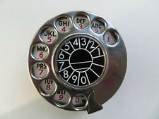 Antique telephone GPO  BPO dial calibrated