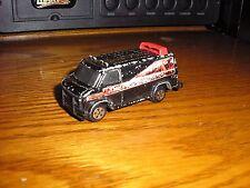 Vintage 1983 Ertl Diecast Toys A-Team Gmc Custom Van
