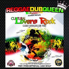 DJ Dotcom - Cultural Lovers Rock 49 Mixtape. Reggae Mix CD. 2018
