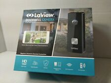 Laview Lv-Pdb1520F1 Wi-Fi 1080P Video Doorbell Camera Home Security Surveillance