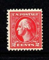 [FA]  US #528A ~ MNH OG 1920  2c Type VI Perf 11 Offset Printing...