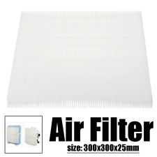 DIY Air Filter HEPA Dust Filter For Air Conditioner Cold Fan Air Cleaner Fans