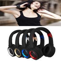 TR905 Faltbare Wireless Bluetooth Hifi Stereo Headset Freisprechanlage Kopfhörer