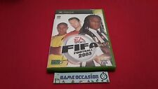 FIFA FOOTBALL 2003  / / XBOX MICROSOFT PAL COMPLET