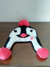 animal penguin beanie