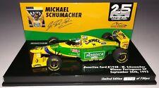 Minichamps F1 Benetton B193B Michael Schumacher 1/43 Portuguese GP 1993 Camel