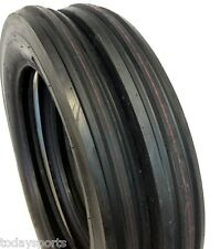 400X19, 4.00-19, 400-19 Tractor F2 THREE Rib FORD 2N 9N Tractor Tires & Tubes