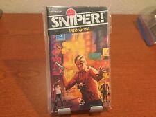 Sniper! Into China - Adventure Game book 3 - Dan Greenberg - TSR - RARE Book