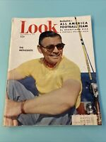 Look Magazine December 20 1949 Howdy Doody Clark Gable Methodists AA Football TM