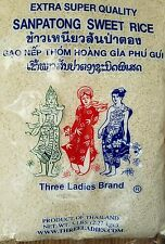 2 X THAI SANPATONG SWEET  RICE (10 LB) Total BAG + (Free Shipping)