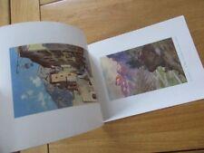 BROCHURE LE DAUPHINE GRENOBLE MONT BLANC ALPES - ILLUSTRATIONS 1910