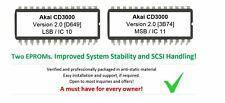 Akai CD3000 (NON-XL) OS Version 2.0 Firmware Upgrade Eprom for CD-3000 Sampler
