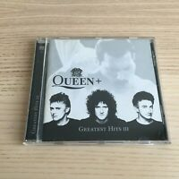 Queen - Greatest Hits III - CD Album - 1999 Parlophone Sorrisi Canzoni