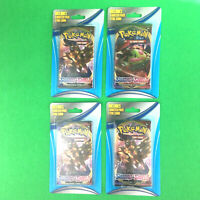 Lot of 4 Pokemon Sword & Shield Booster Pack With Foil Card Walgreens Exclusive