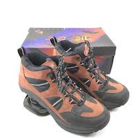 Z Coil Womens High Desert Hiker Boots Size 9 Open Coil Comfort Relief