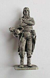 1/30 Napoleon Bonaparte in Egypt 1798 Tin Metal Soldier 60mm figure handmade NEW