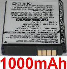 Batterie 1000mAh type LGIP-520N SBPL0099201 Pour LG BL40