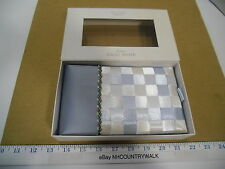 2007 Nordstrom Baby Brag Blue Photo Album Book - New