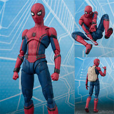 Movie Action Figure Model PVC Toy Marvel Super Hero Spiderman Homecoming 6 inch