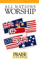 Hosanna! Music- All Nations Worship with Mark Conner [Cassette Tape] 1991