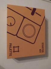 Palette Gear Aluminum Multi-Function starter kit new open box free shipping