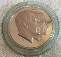 1973 Richard Nixon Official Inaugural Medal Proof