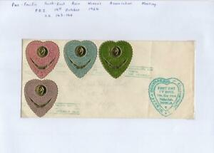 TONGA: 1964 First Day Cover - Ex-Old Time Collection - Album Page (41701)