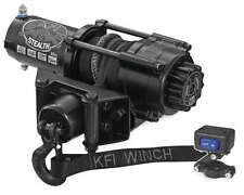 New KFI 2500 lb Stealth Winch & Mount 1997 Polaris Xpress 400 4x4 ATV
