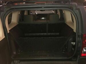 Rear Trunk Envelope Style Mesh Organizer Cargo Net for HUMMER H3 2006-2010 New