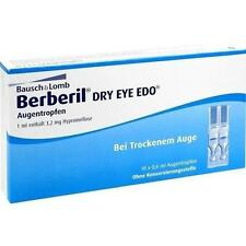 BERBERIL Dry Eye EDO Augentropfen 10X0.6 ml PZN 1929471