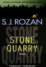 Stone Quarry, Rozan, S. J., Good Condition, Book