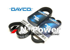 DAYCO DRIVE FAN BELT SET FOR HOLDEN COMMODORE VE SS V8 L76  6.0L 08-10