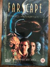 FARSCAPE - DOUBLE DVD BOX SET 2 ~ Compilation of Cult Sci-Fi TV Series | UK DVD