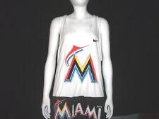 Nike Women Miami Marlins XP MLB Women Try Logo Tank Size XL