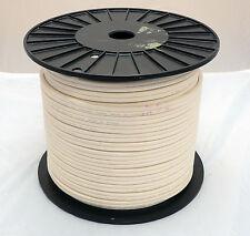 High End Lautsprecherkabel 2x3,3mm2 , 99,9 % OFC Kupfer  (Meterware), flexibel !