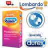 Preservatifs Stimulants Durex Pleasuremax 12 24 36 48 Préservatifs avec Relief