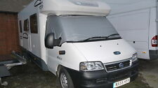 FIAT DUCATO PEUGEOT BOXER MOTORHOME REFLECTIVE FROST SUN SCREEN