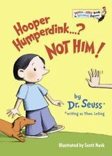 Brand New Kid's HOOPER HUMPERDINK NOT HIM. Dr Seuss - Fast FREE Shipping