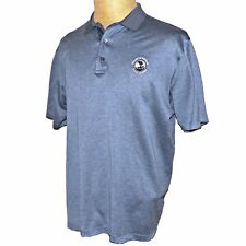 Pebble Beach Golf Links Collection Lone Cypress Polo Shirt Made In Italy L 52