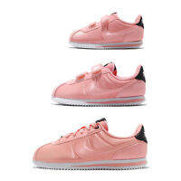 Nike Cortez Basic TXT VDAY Valentines Day Coral Pink Women Kids PS TD Pick 1