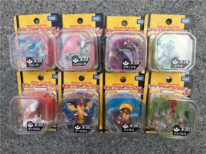 "Takara Tomy Pokemon 1.5"" Collection Figures Character Pikachu/Snivy/Tepig"