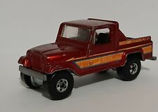 Hot Wheels. Jeep 1982