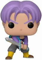 FUNKO POP VINYL ANIMATION DRAGON BALL Z FUTURE TRUNKS FIGURE TOY