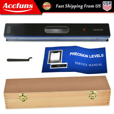 12 300mm 0000210 Master Precision Level In Fitted Box For Machinist Tool