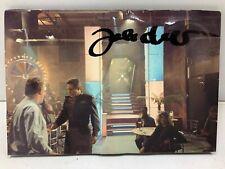 Babylon 5 Zocolo Bar Set Prop Photo Signed By Production Designer John Iacovelli