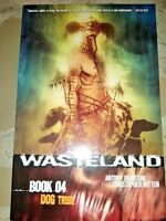 NM Wasteland v4 Dog Tribe Oni Press comics Johnston Mitten graphic novel 1st ed