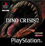 Dino Crisis 2 (Sony PlayStation 1, 2000) - European Version